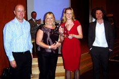 photo from CWT Awards 2007