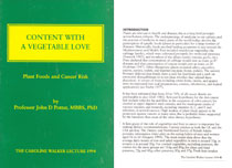 1994: Content with a Vegetable Love - PDF