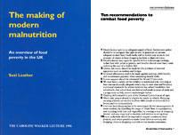 1996: The Making of Modern Malnutrition - PDF