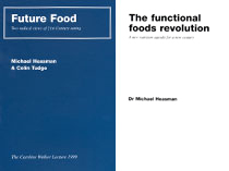 1999: Future Food: Two radical views of 21st century eating - PDF
