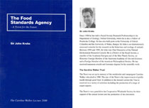 2000: The Food Standards Agency - A Vision for the Future - PDF